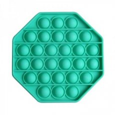 Pop it hexagon groen